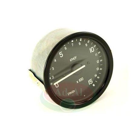 Wskaźnik obrotów bębna 5040/99-563/0 > Instalacja elektryczna > Bizon