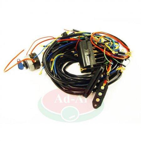 Instalacja łączona C-330 42/34-294/1 U > Instalacja elektryczna > Ursus C-330, 328, 325