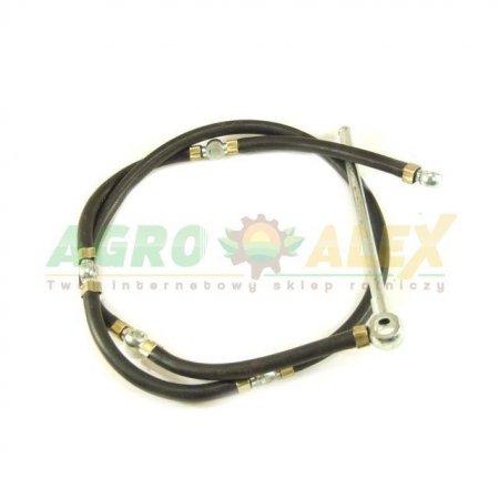 Przewód przelewowy 4-cylindrowy 7001 0888 > Instalacja paliwowa > Zetor