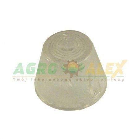 Klosz lampy obrysowej biały wysoki WE-93KB > Przyczepa > Części maszyn rolniczych