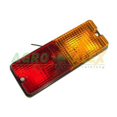 Lampa tylna prawa - plastik 6711 5711 > Instalacja elektryczna > Zetor