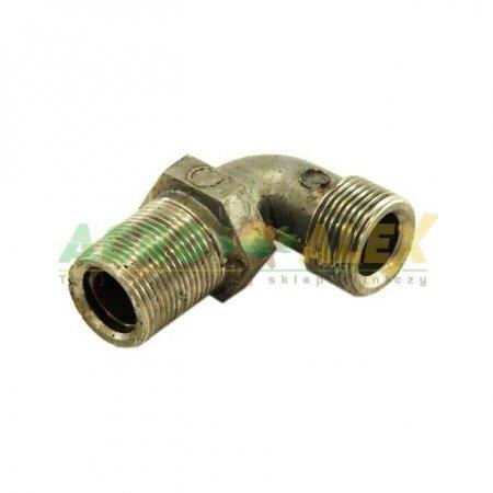 Kolanko powietrza z gwintem M22x1,5 50/02-744/0 > Instalacja pneumatyczna > Ursus C-330, 328, 325