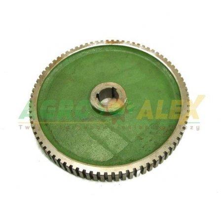 Koło zapadkowe proste stalowe 2219/06-004/1 > Rozrzutnik obornika > Części maszyn rolniczych