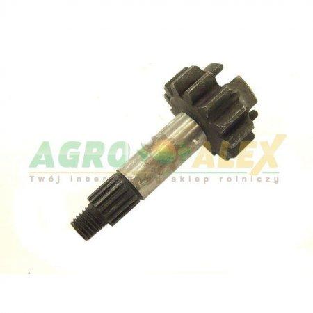Koło zębate z wałkiem do pompy hydr. 50/54-645/0 U > Hydraulika > Ursus C-360, 355, 4011