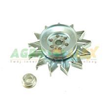 Koło pasowe alternatora A124 Kwidzyń EX230210