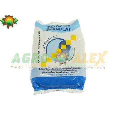 Płatki - granulat na myszy i szczury 200g Toxan > Chemia techniczna >