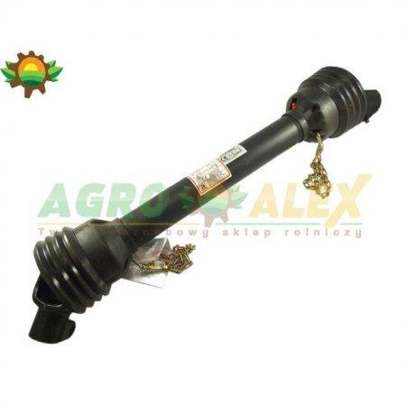 Wał przegubowy-telekopowy P40-61 610-900mm > Części > Wały przegubowe