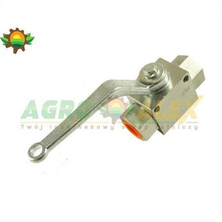 """Zawór hydrauliczny kulowy RS2 Gw1/2"""" wewnętrzny-15989"""