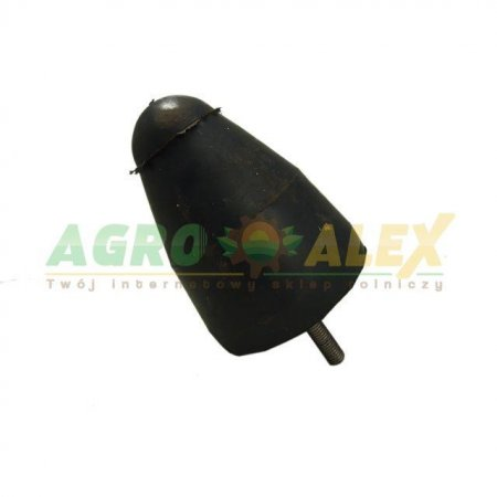 Resor gumowy przyczepy HL10 2 śruby 8011/02-005/0-14131 > Przyczepa > Części do maszyn rolniczych