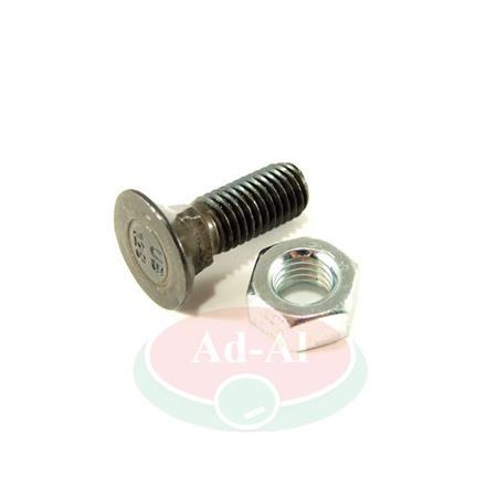 Śruba płużna podsadzana kpl. M12x35 kl.10,9-10954 > Pługi > Części do uprawówki