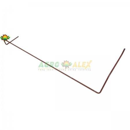 Rurka pompy hydraulicznej Bizon 5050/87-302/0-17742 > Hydraulika i pozostałe > Bizon