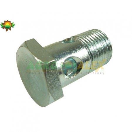Śruba drążona układu wspomagania Zetor 932155-18295 > Silnik > Zetor