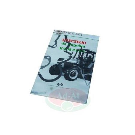 Komplet uszczelek zetor 3 cylindrowy 5211 5211 > Silnik > Zetor