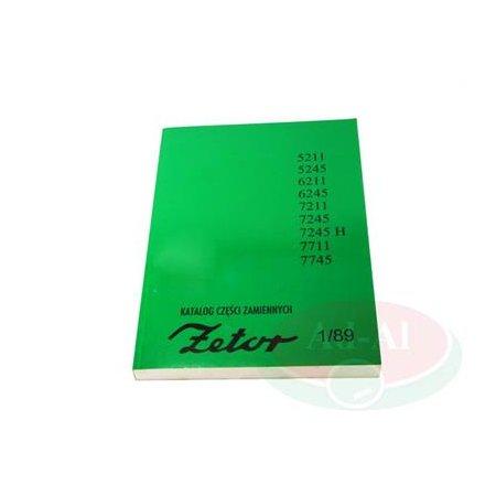 Katalog Zetor 7211/5211 > Zetor > Części do ciągników