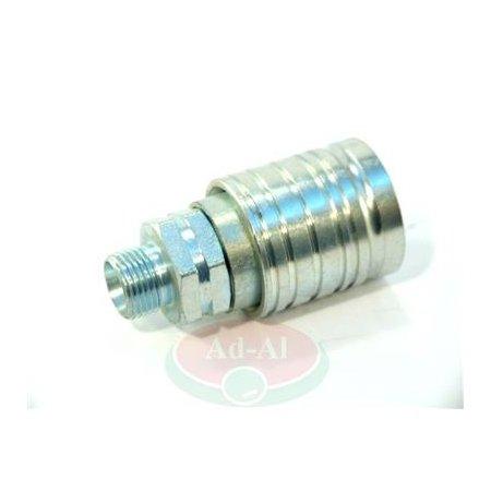 Szybkozłącze gniazdo M18x1,5 9100 818G > Szybkozłącza > Hydraulika siłowa