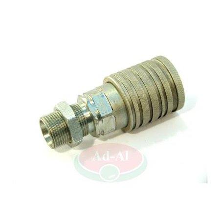 Szybkozłącze gniazdo M22x1,5 długa 9100 822G > Szybkozłącza > Hydraulika siłowa