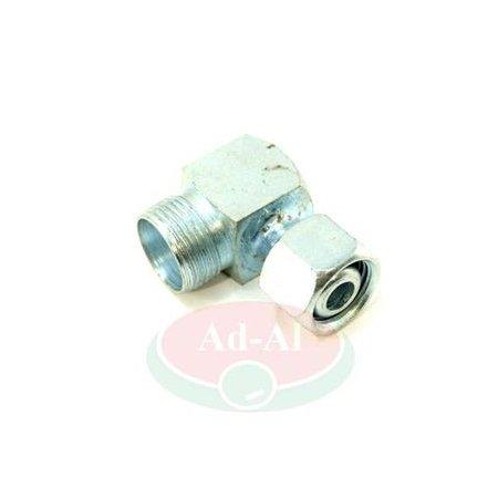 Złącze kolankowe AB M16x1,5/M16x1,5 > Kolanka > Złączki hydrauliczne