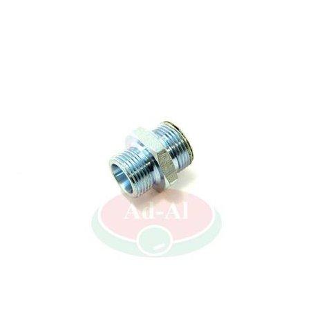 Złącze proste BB M22x1,5/M22x1,5 > Proste > Złączki hydrauliczne
