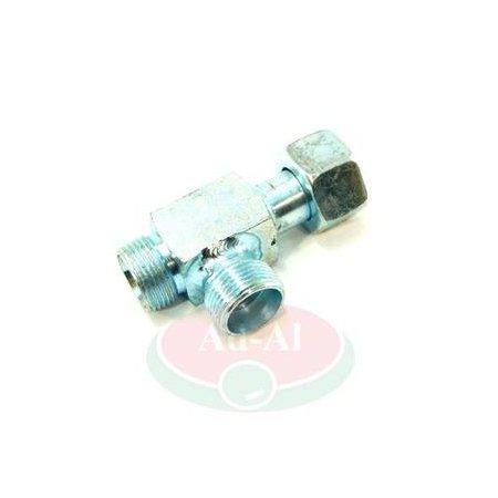Złącze trójnikowe ABB M18/M18/M18x1,5 > Trójniki > Złączki hydrauliczne