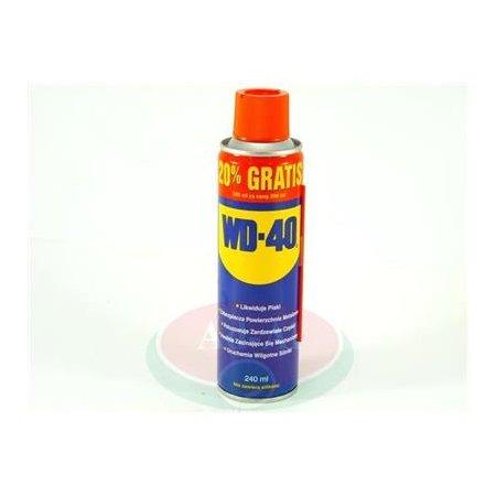 Preparat Wielofunkcyjny WD-40 200ml > Chemia techniczna >